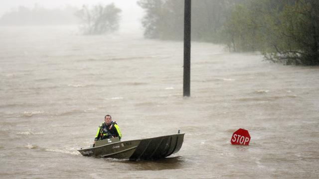 Plaquemines Parish - Hurricane Isaac